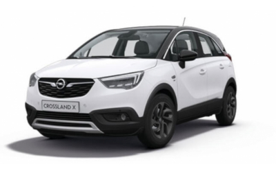 Sun Car de Soller - Opel Crossland SUV Automatic shift